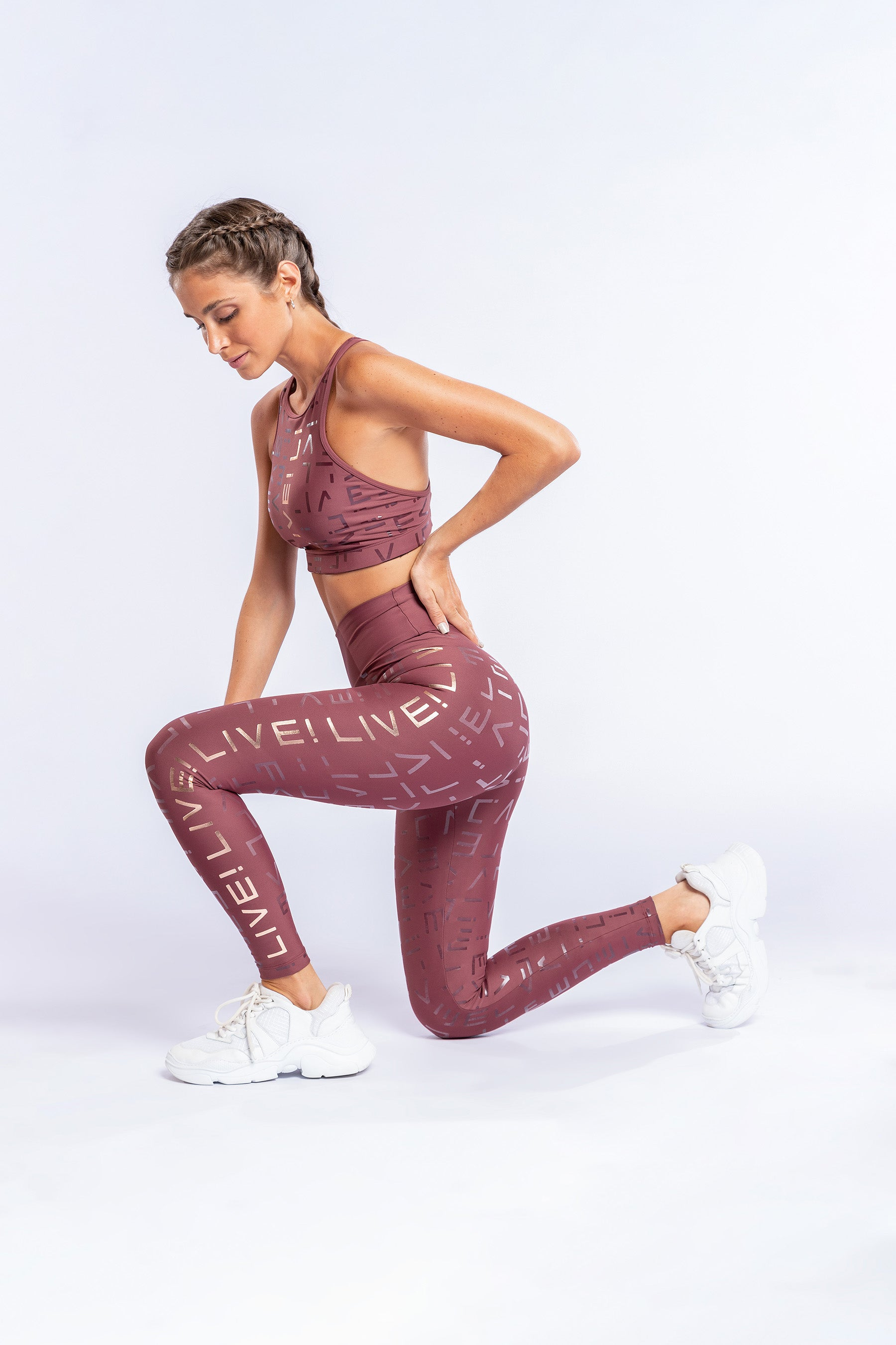 LIVE! Icon Lux Legging 2