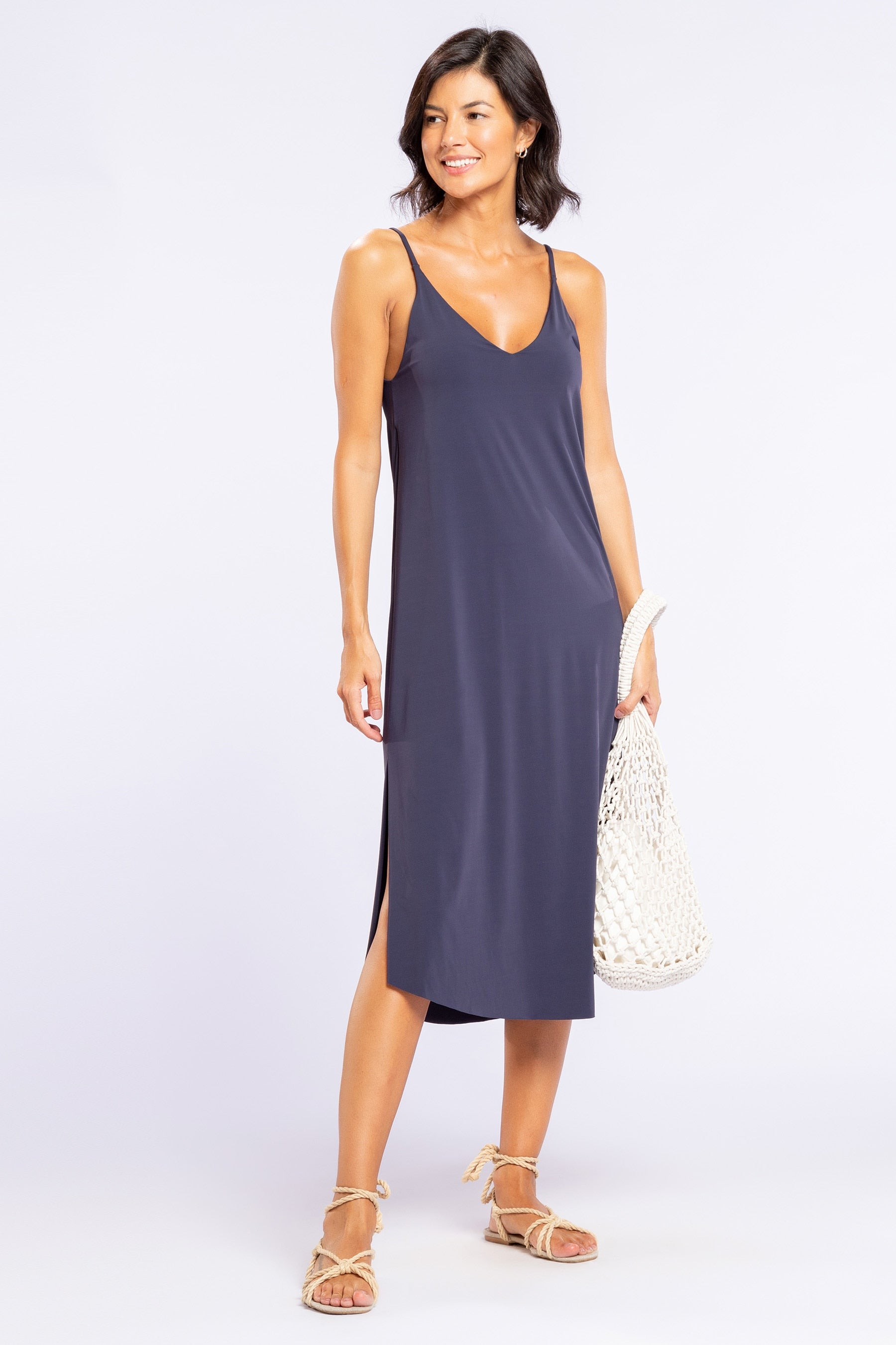 Essential Multi Midi Dress 2