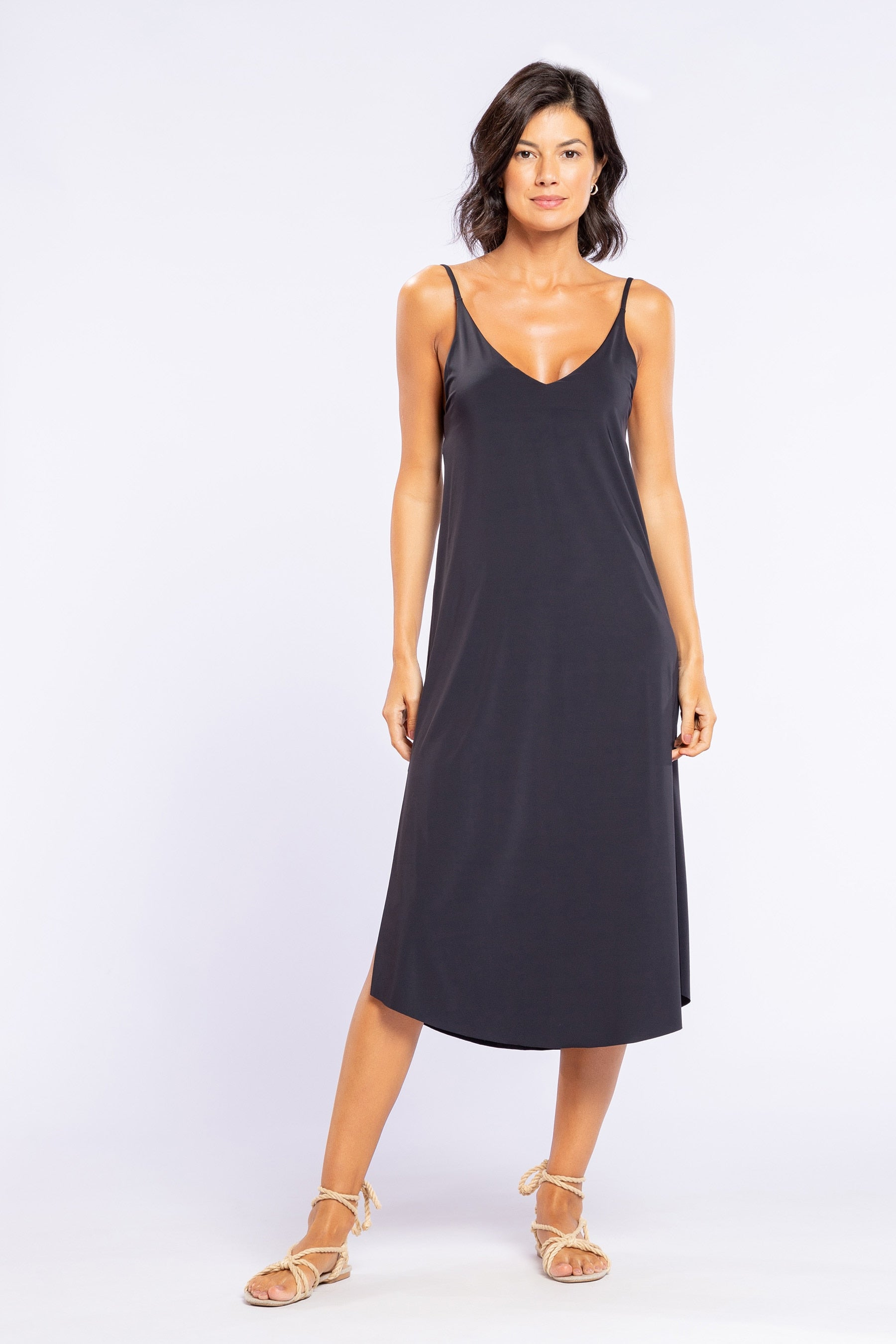 Essential Multi Midi Dress 1