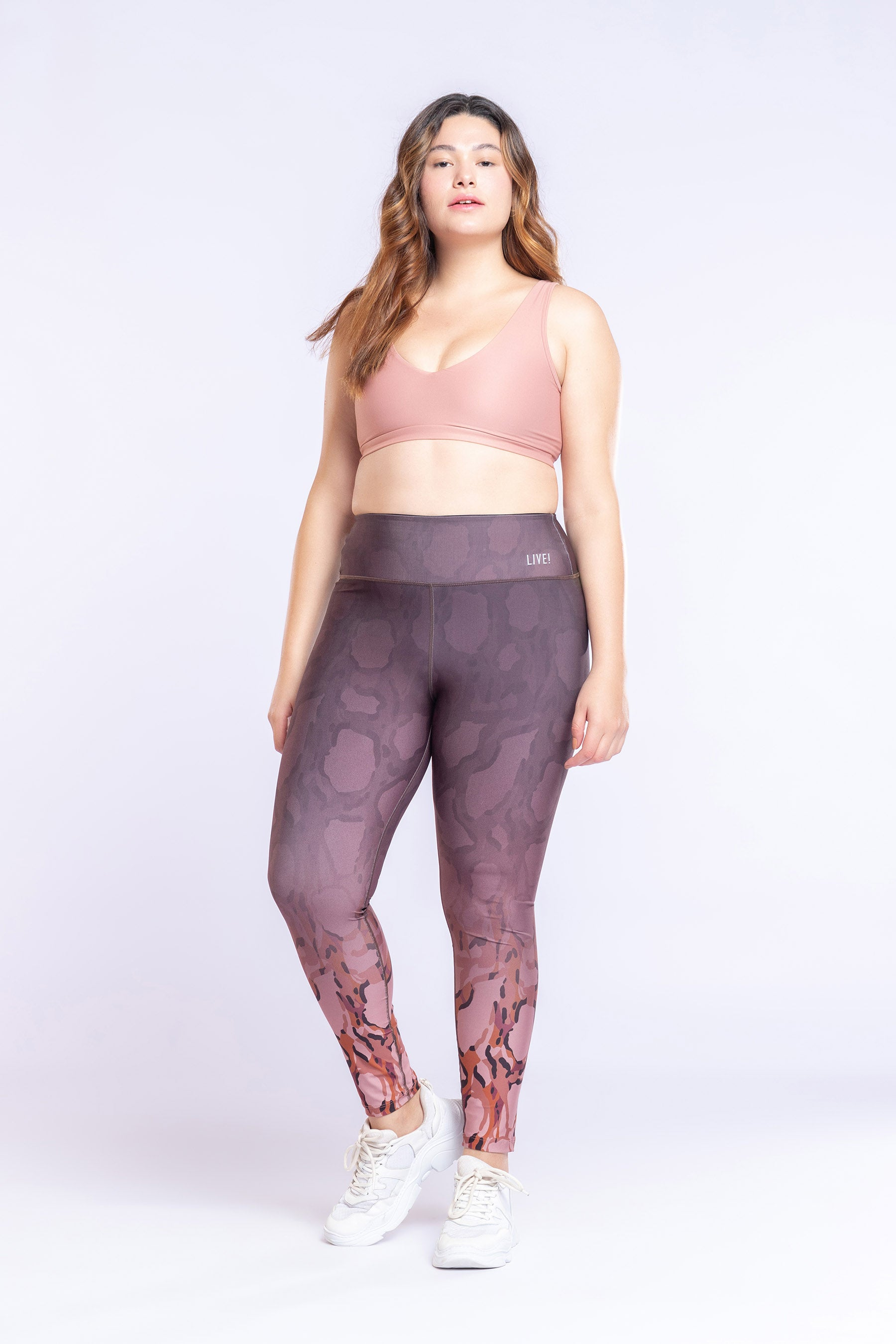 Maiorca Denim Reversible Legging