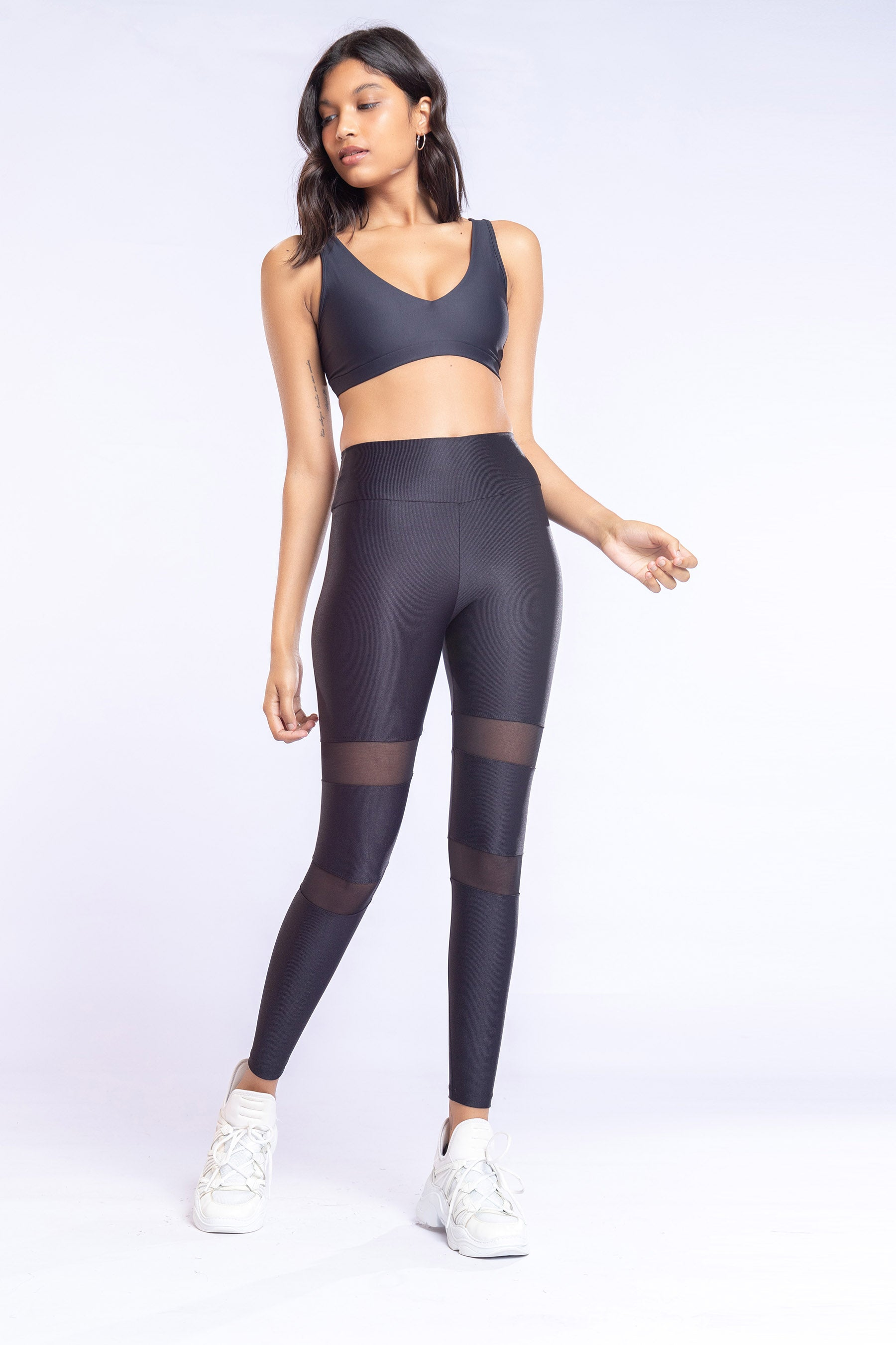 Allure Lines Block Legging