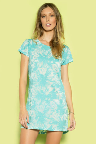 Tropicalia T-Shirt Dress