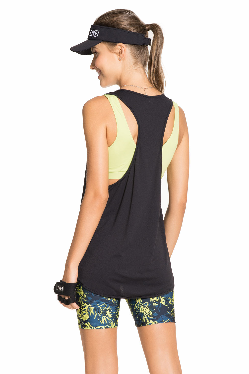 Move Now Racerback Tank