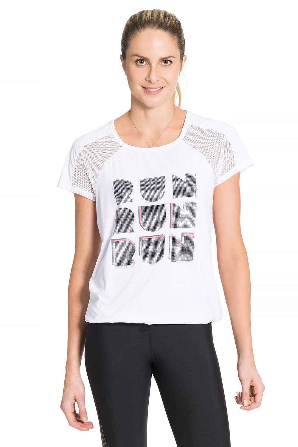 Glow 3D Run Blouse