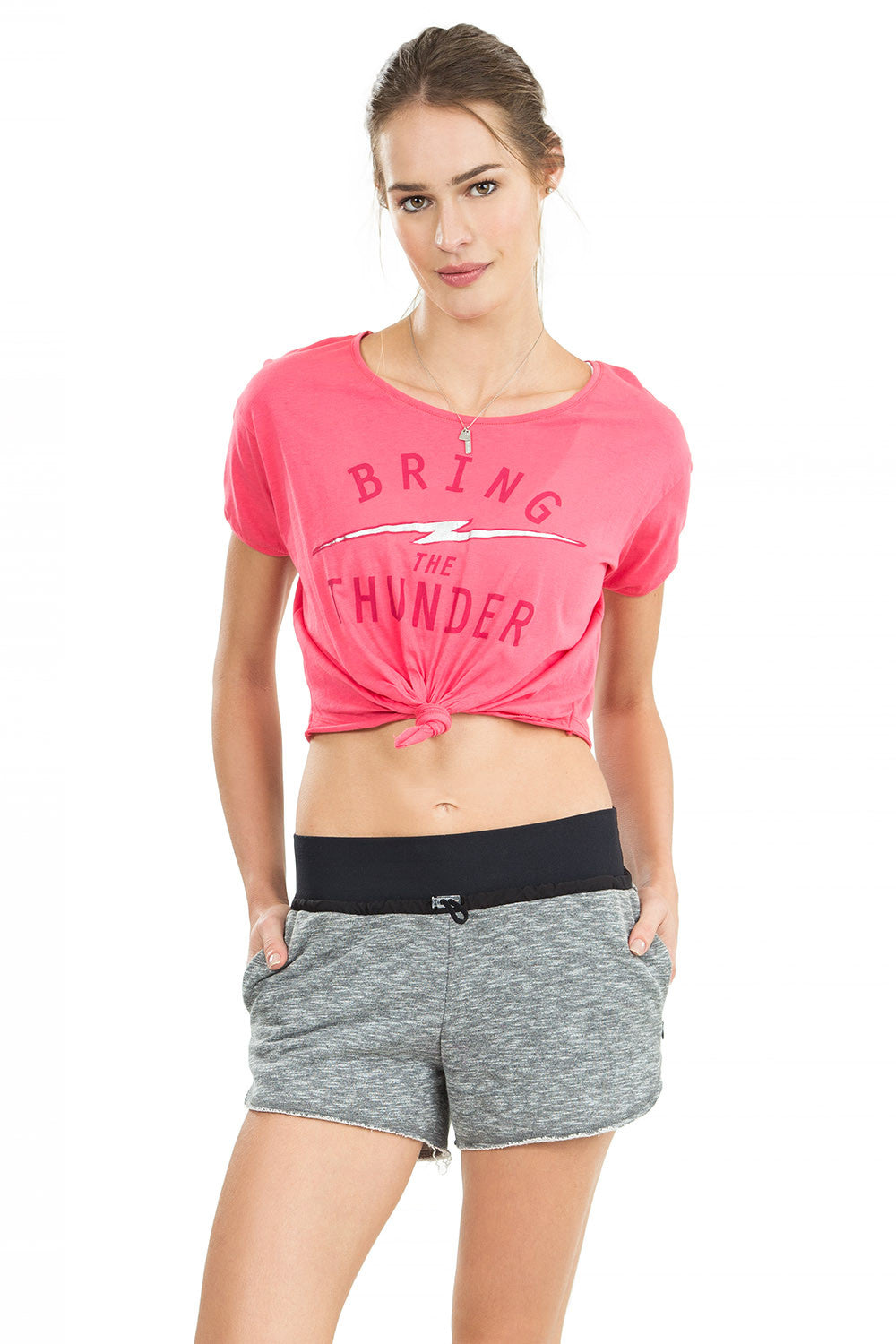Punch Cropped Tank