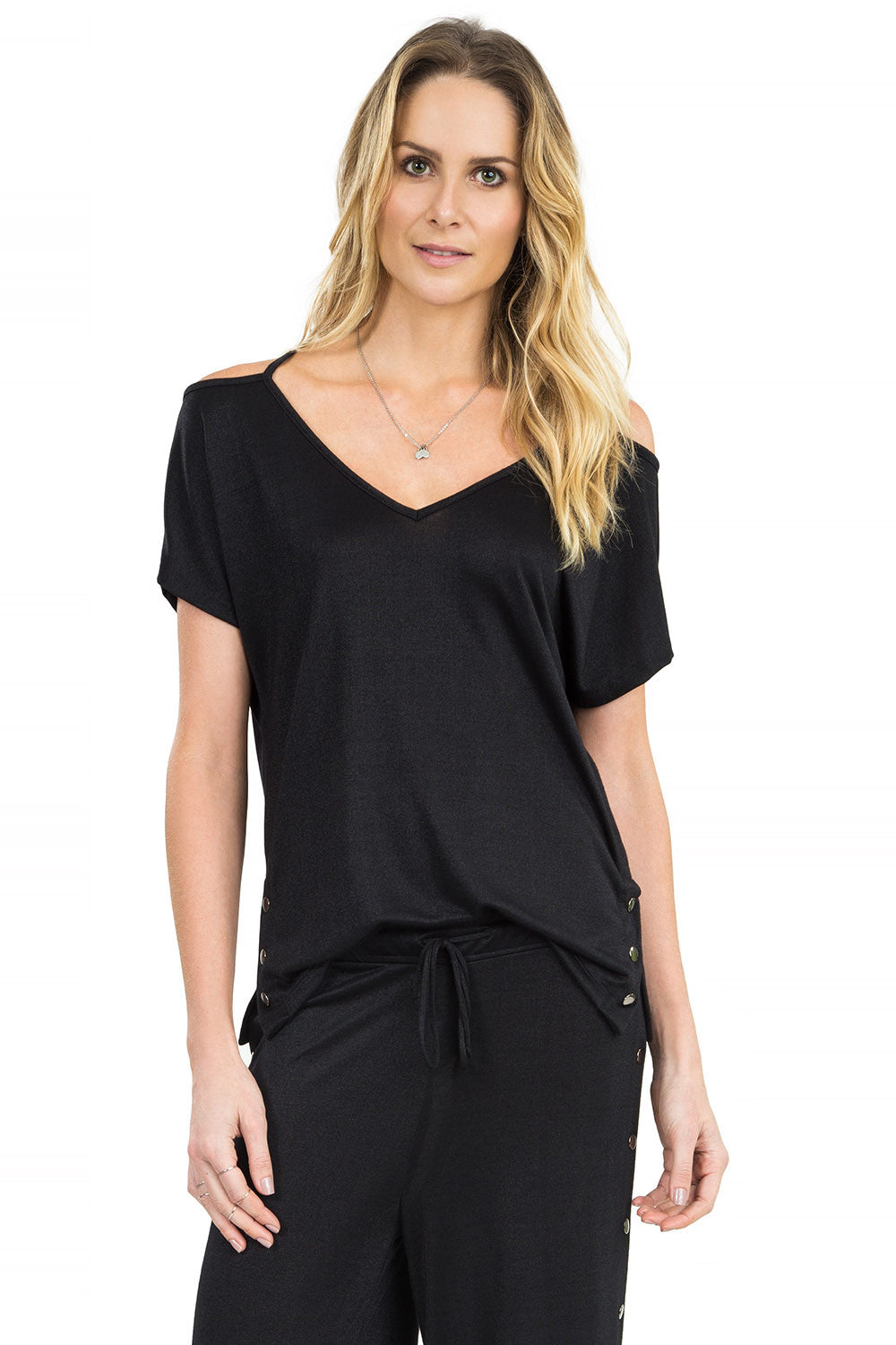 Twist Sleek Blouse