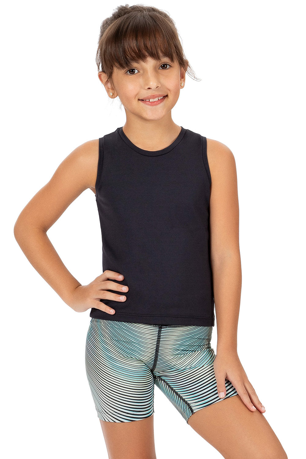 Kids Balance Reversible Shorts 1