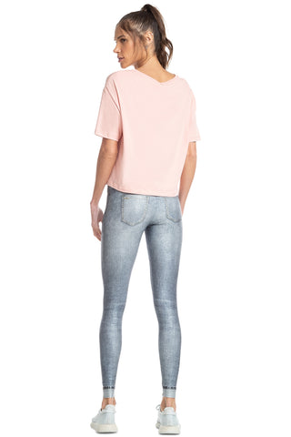 Everyday Style Denim Tight 2