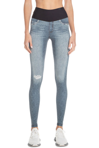 Animal Denim Reversible Tight 2
