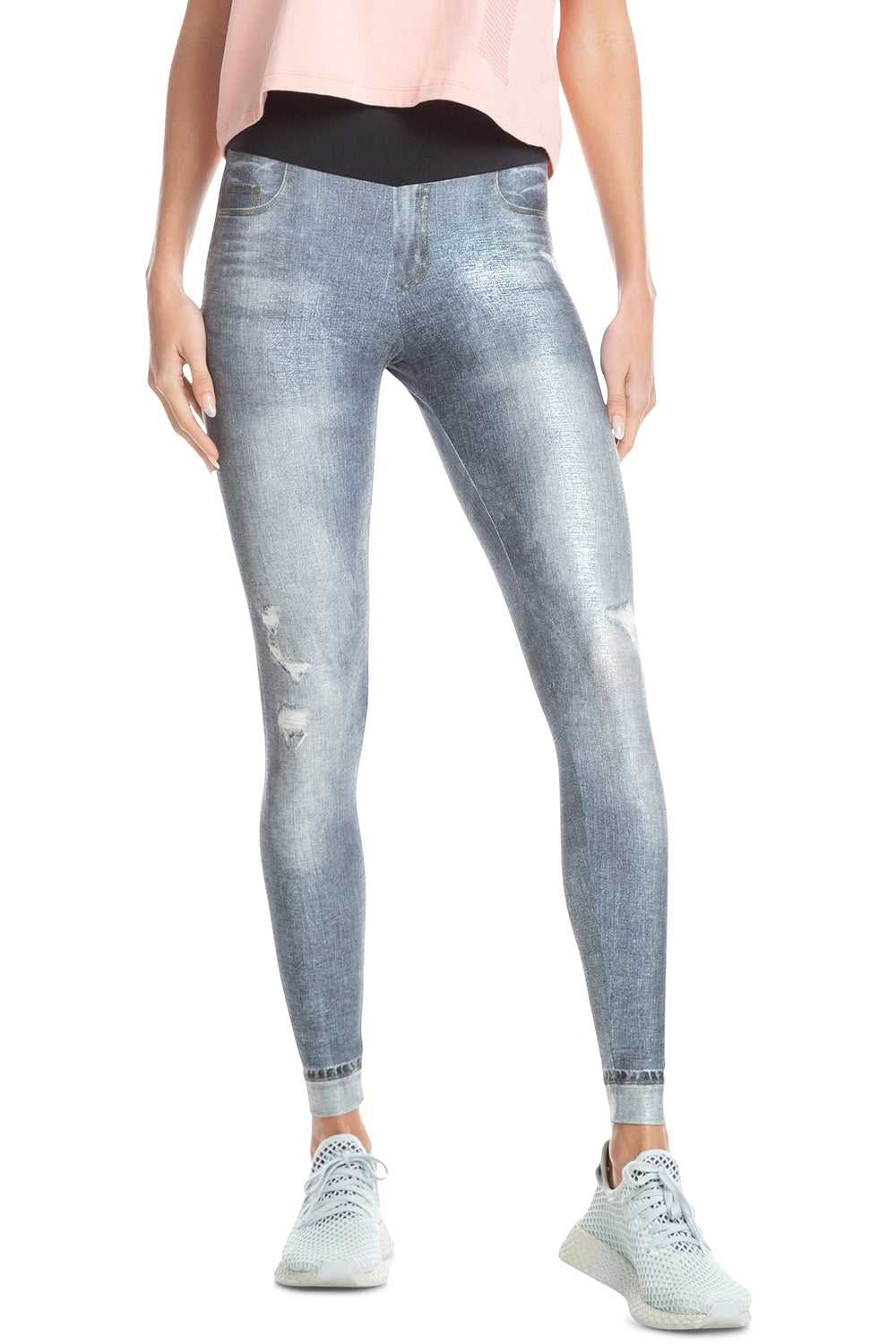 Everyday Style Denim Tight 1