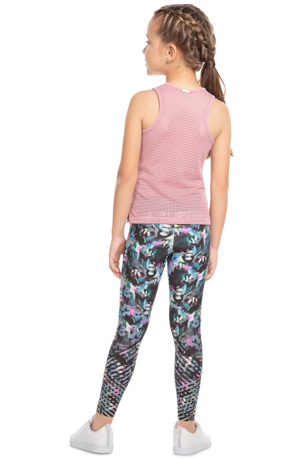 Floral View Kids Legging 2