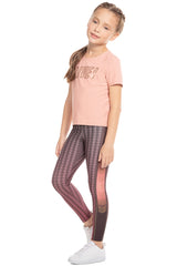 Rush Effect Kids Legging