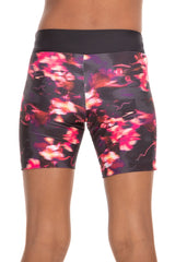 Floral Motion Kids Shorts