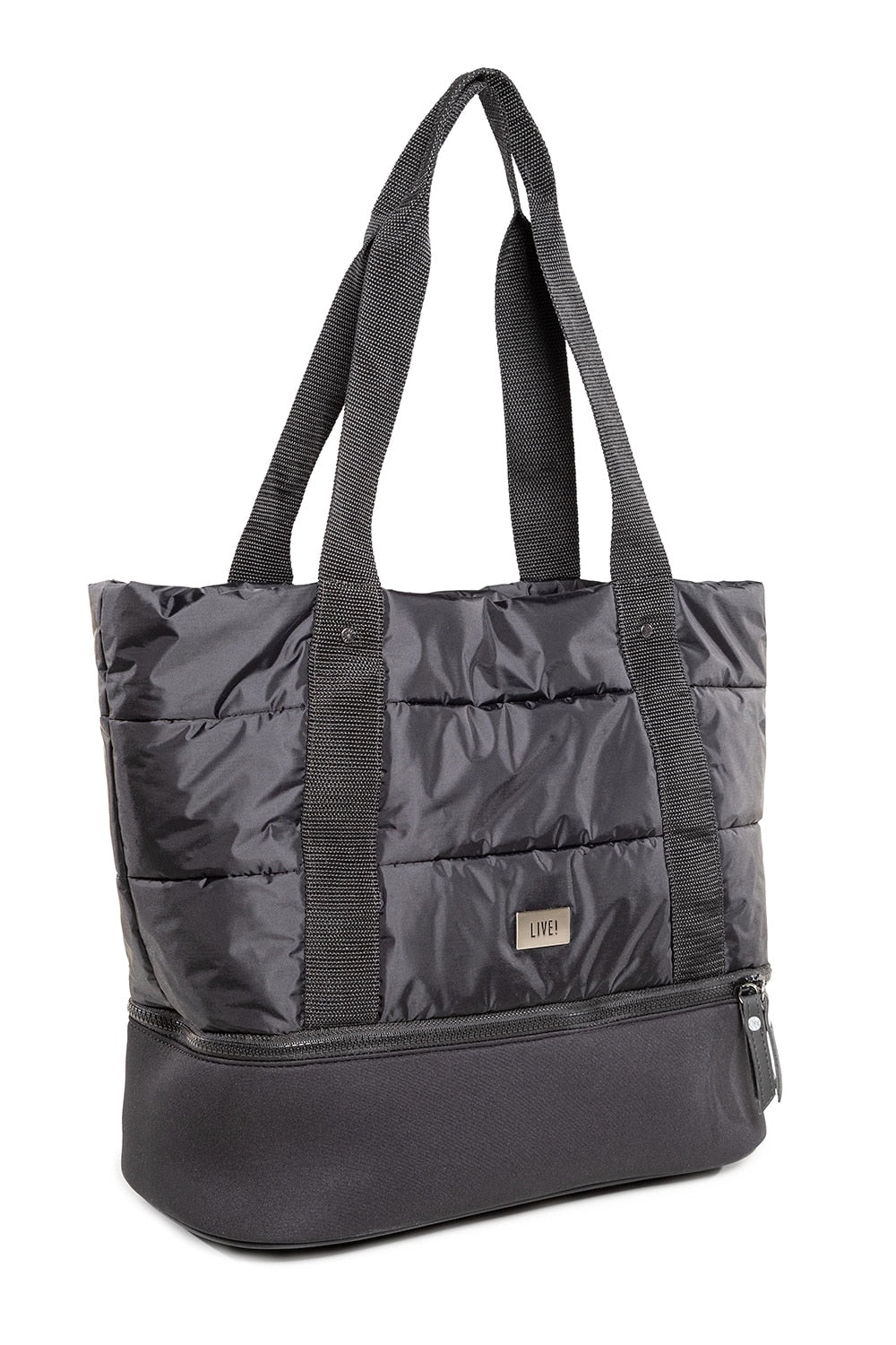 Black Stone Gym Bag 1