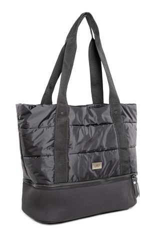 Black Stone Gym Bag