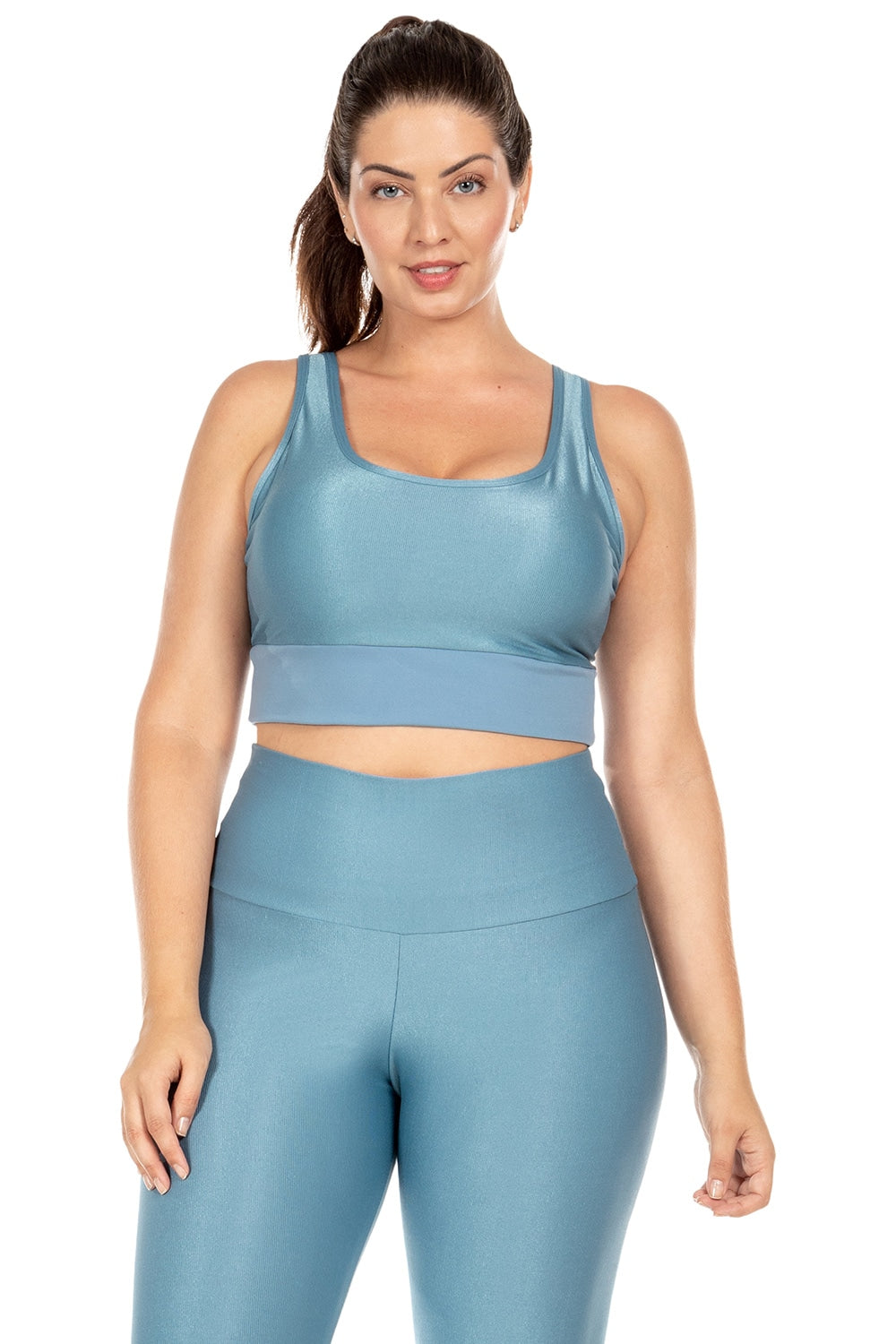 Don't Stop Moving Top (Plus Size) 1