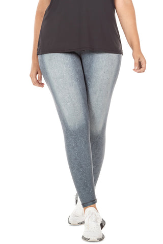 Animal Denim Reversible Tight (Plus Size) 2