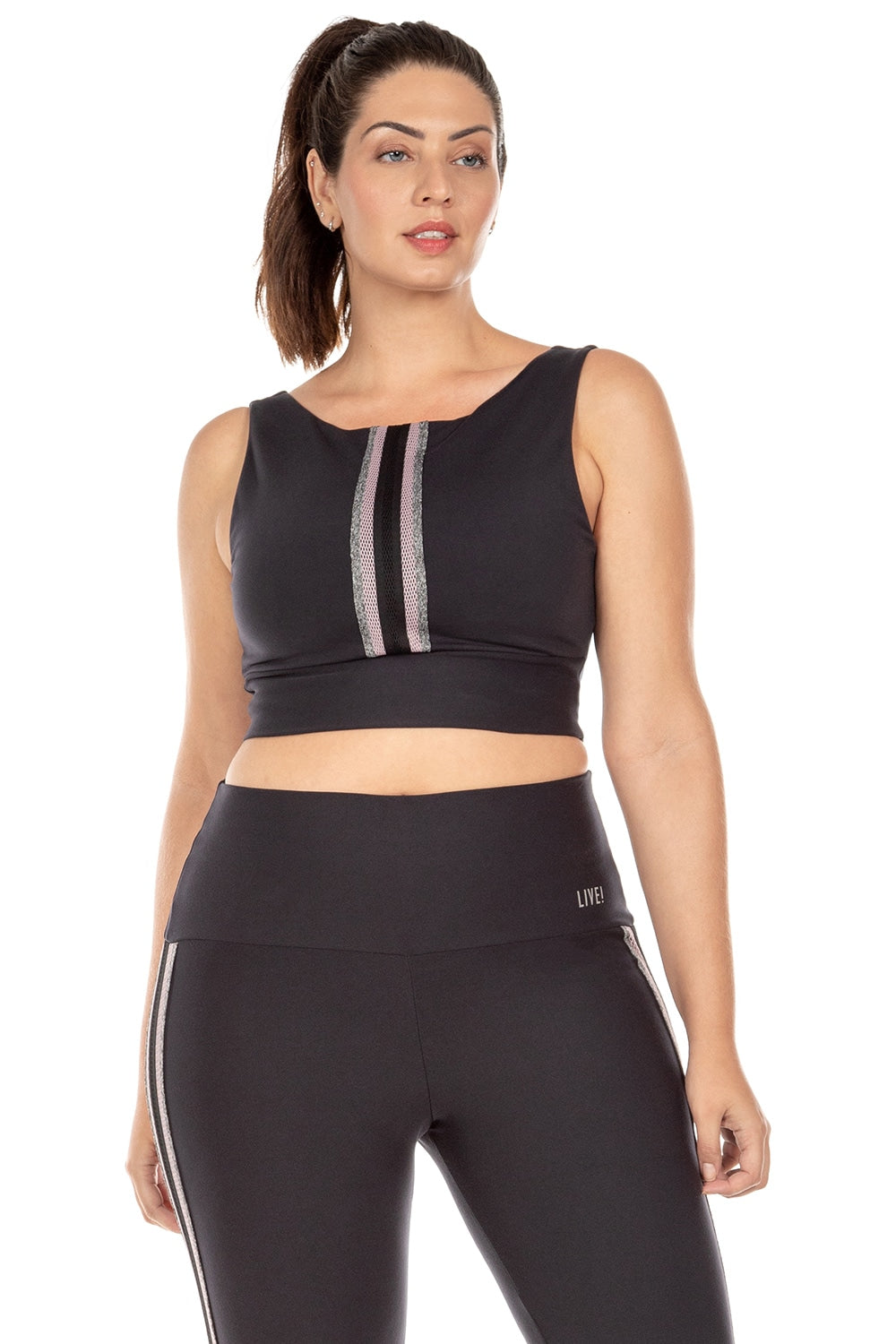 Revolution All In One Top (Plus Size) 1