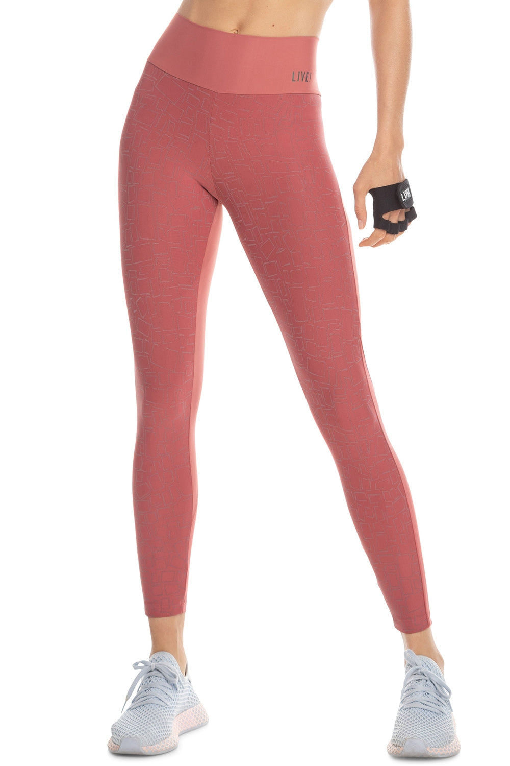 Geometric Feature Legging