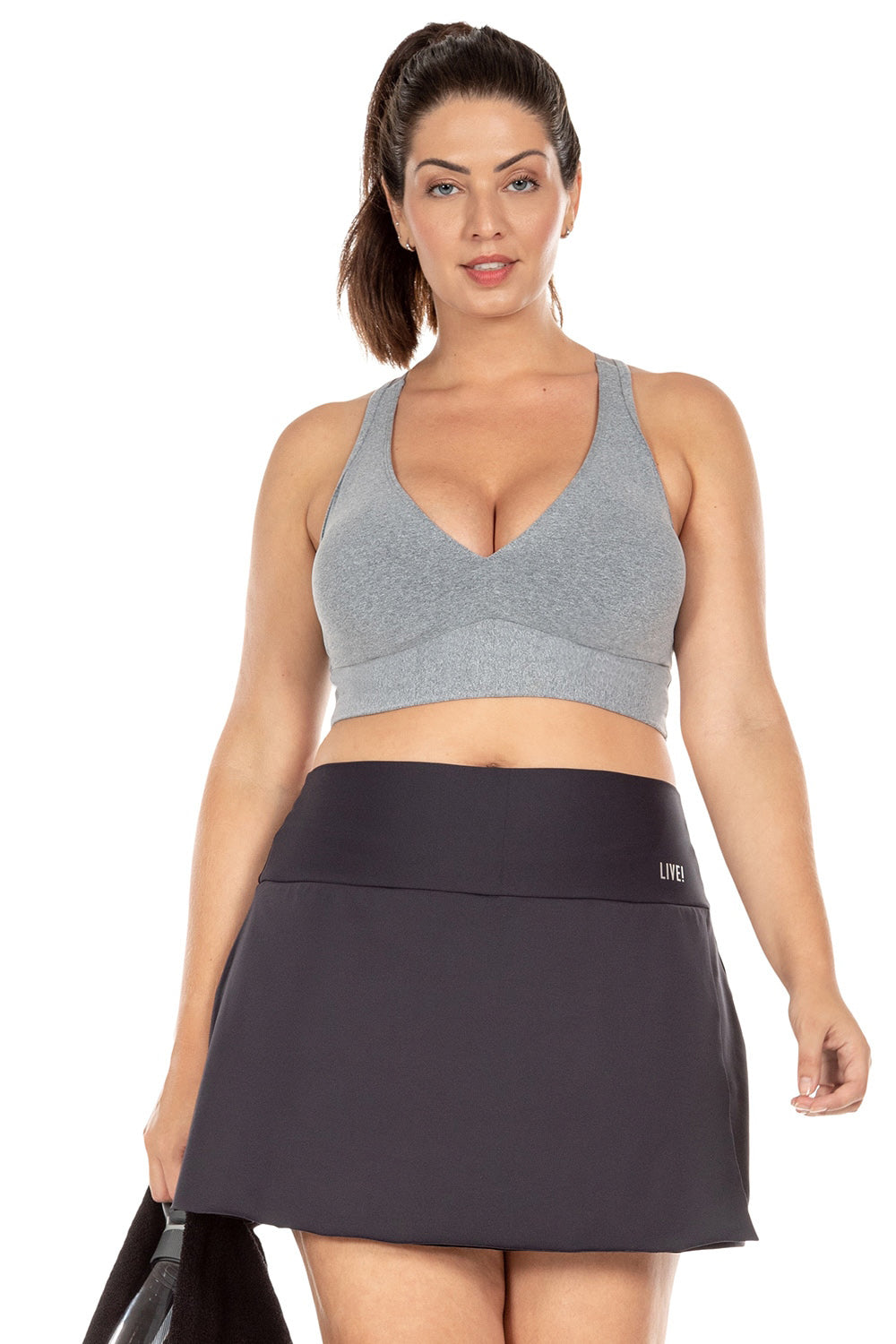 Essential Sportif Skirt (Plus Size) 1