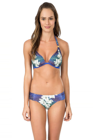 Paradise Jewel Essencial Trim Top