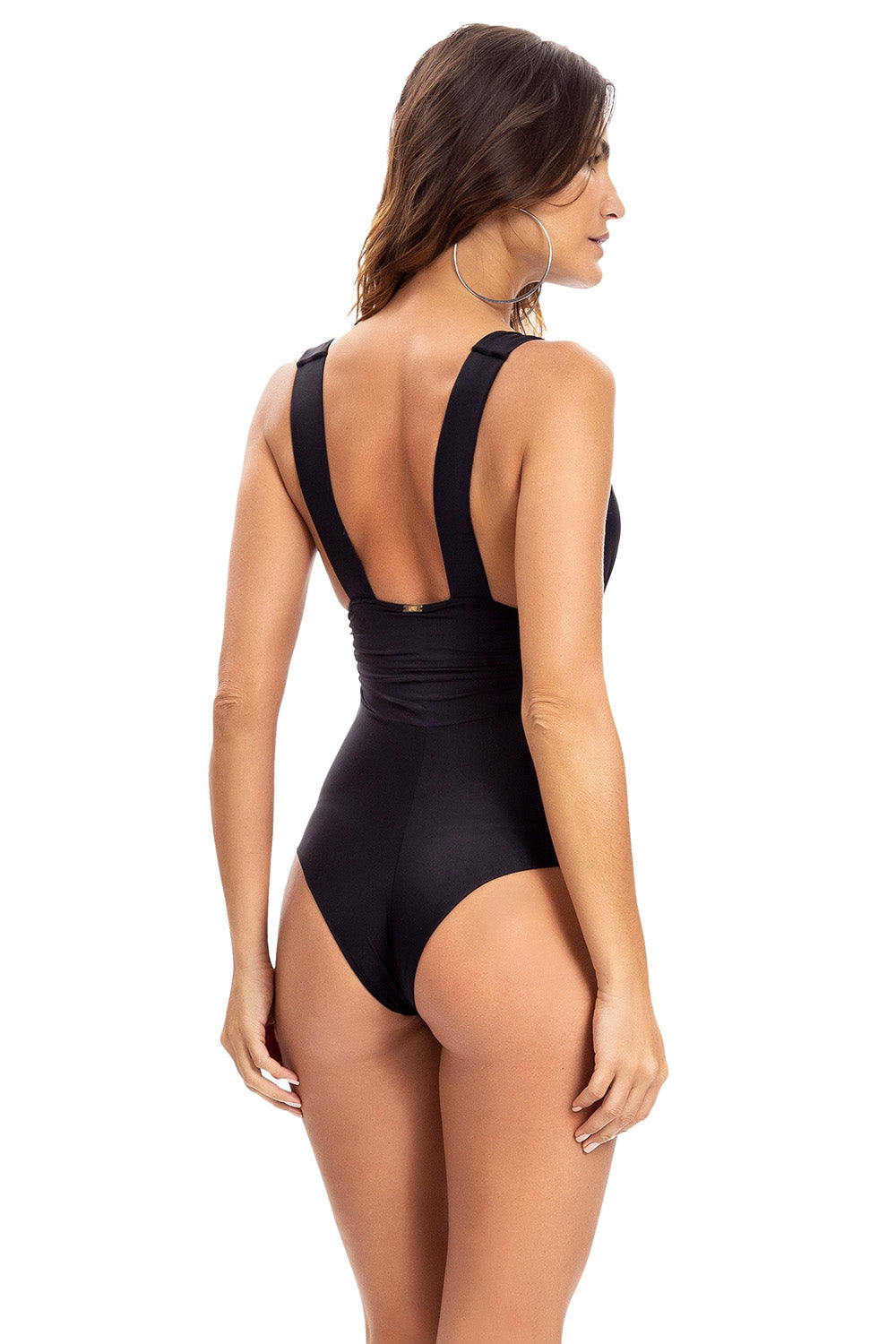 Essential Deep V One Piece