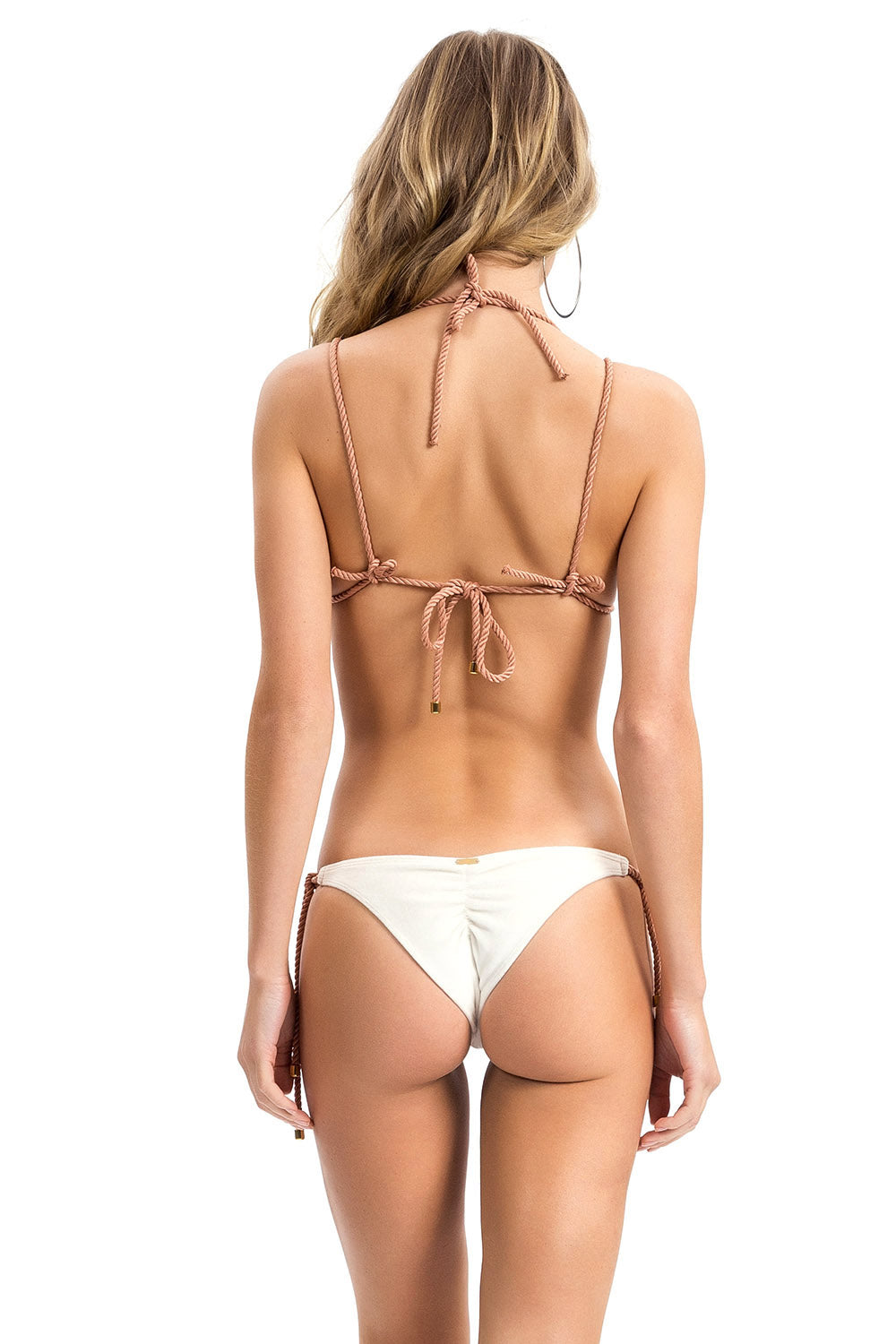 Pearl Velvet Push Up Bottom
