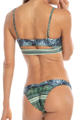 Tropical Refine Bandeau Top