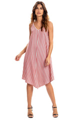 Long Weekend Midi Dress