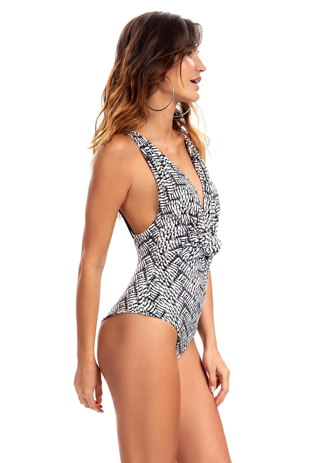 Fancy Tribe Velvet One Piece