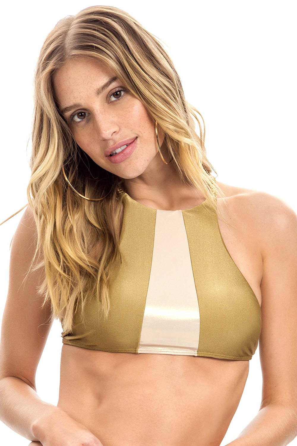 Fresh Sparks Halter Top