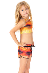 Surf Aurora Kids Shorts