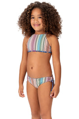 Hawaii Kids Reversible Bikini
