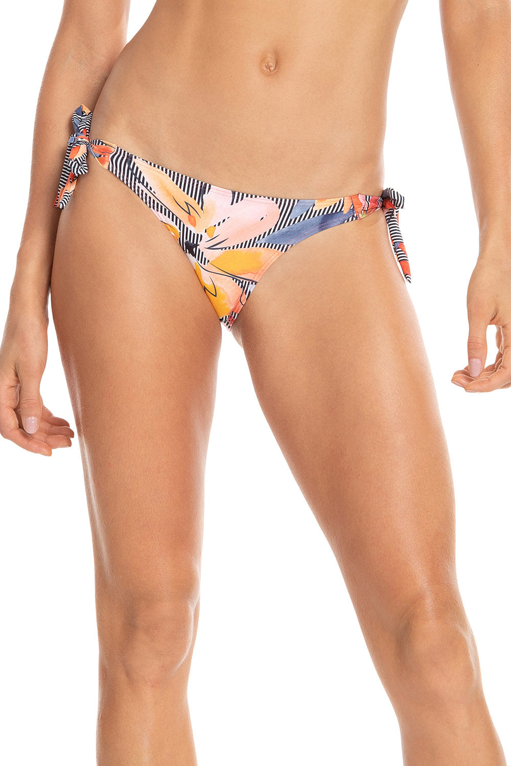 Premier Floral Lace Up Bottom