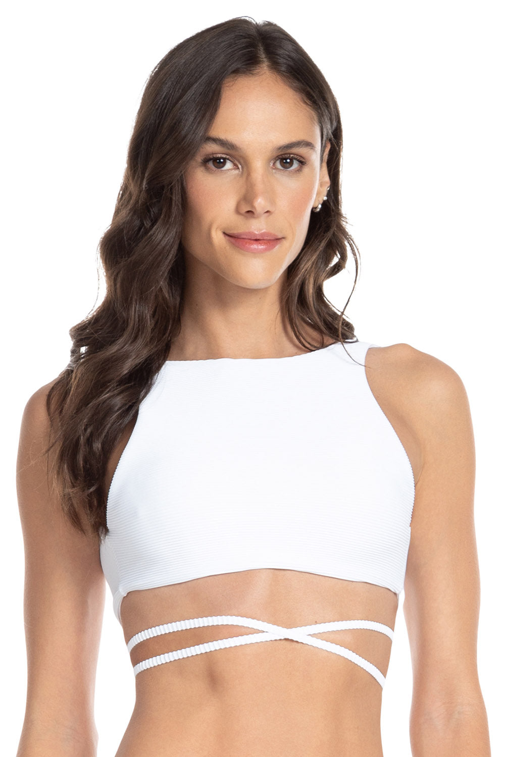 Wave All In One Cropped Top 1