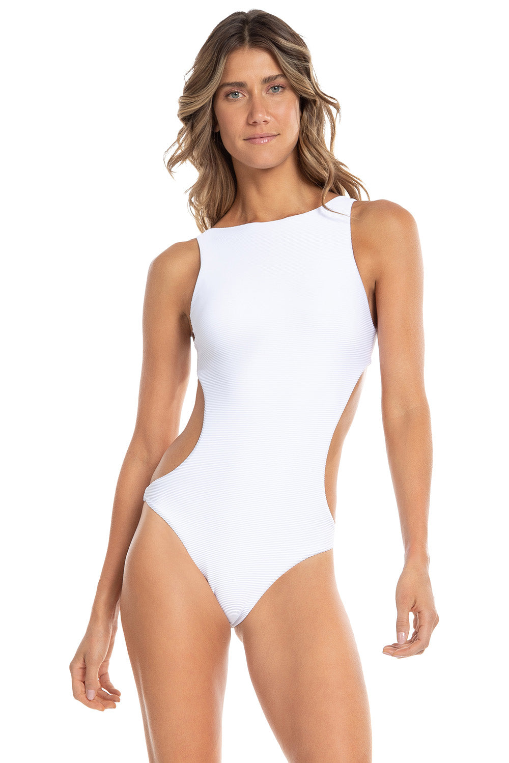 Trendy Cutout One Piece 1