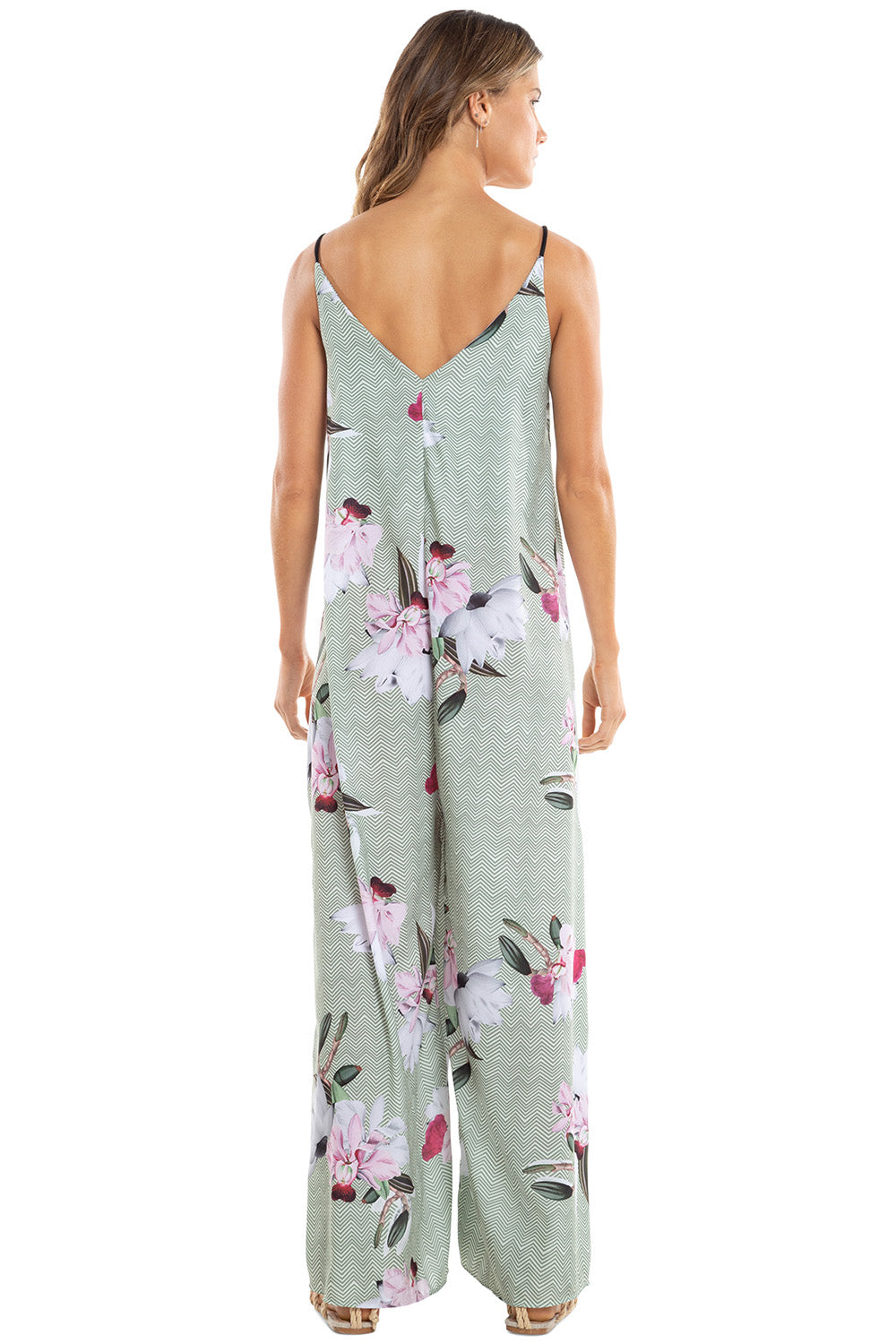 Botanic All In One Jumpsuit