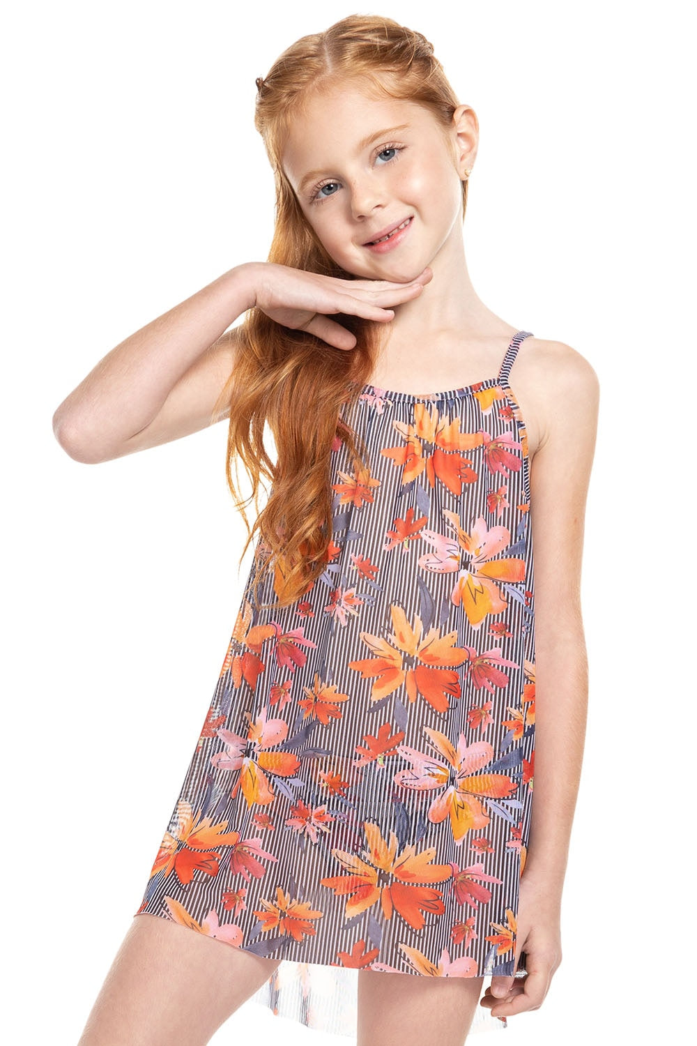 Fun Trendy Kids Dress 1