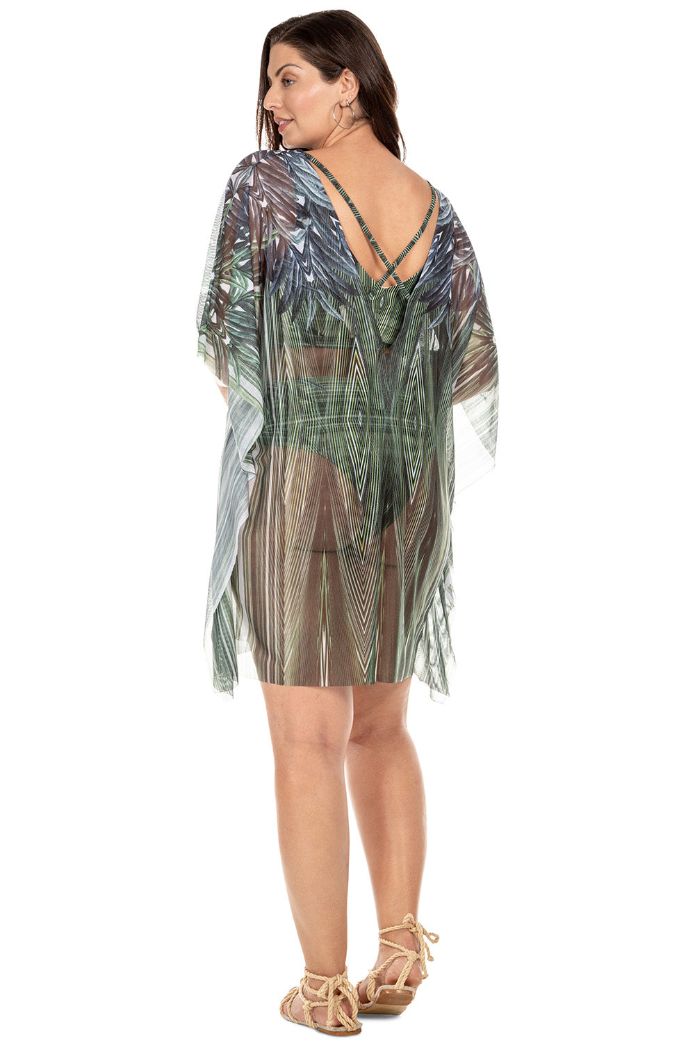 Breeze Strappy Kaftan 2