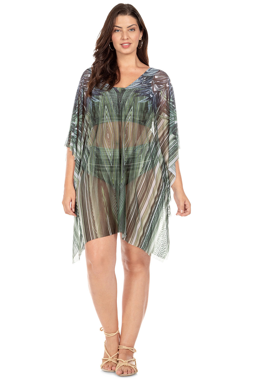 Breeze Strappy Kaftan 1