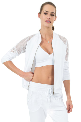 Bella Power Bomber Jacket