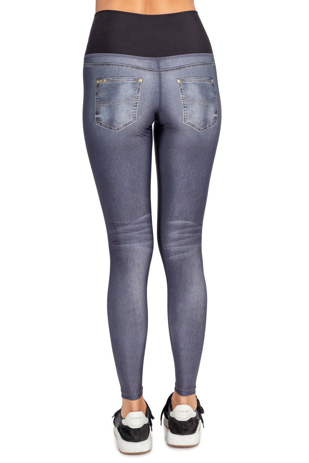 Discover Reversible Denim Tight