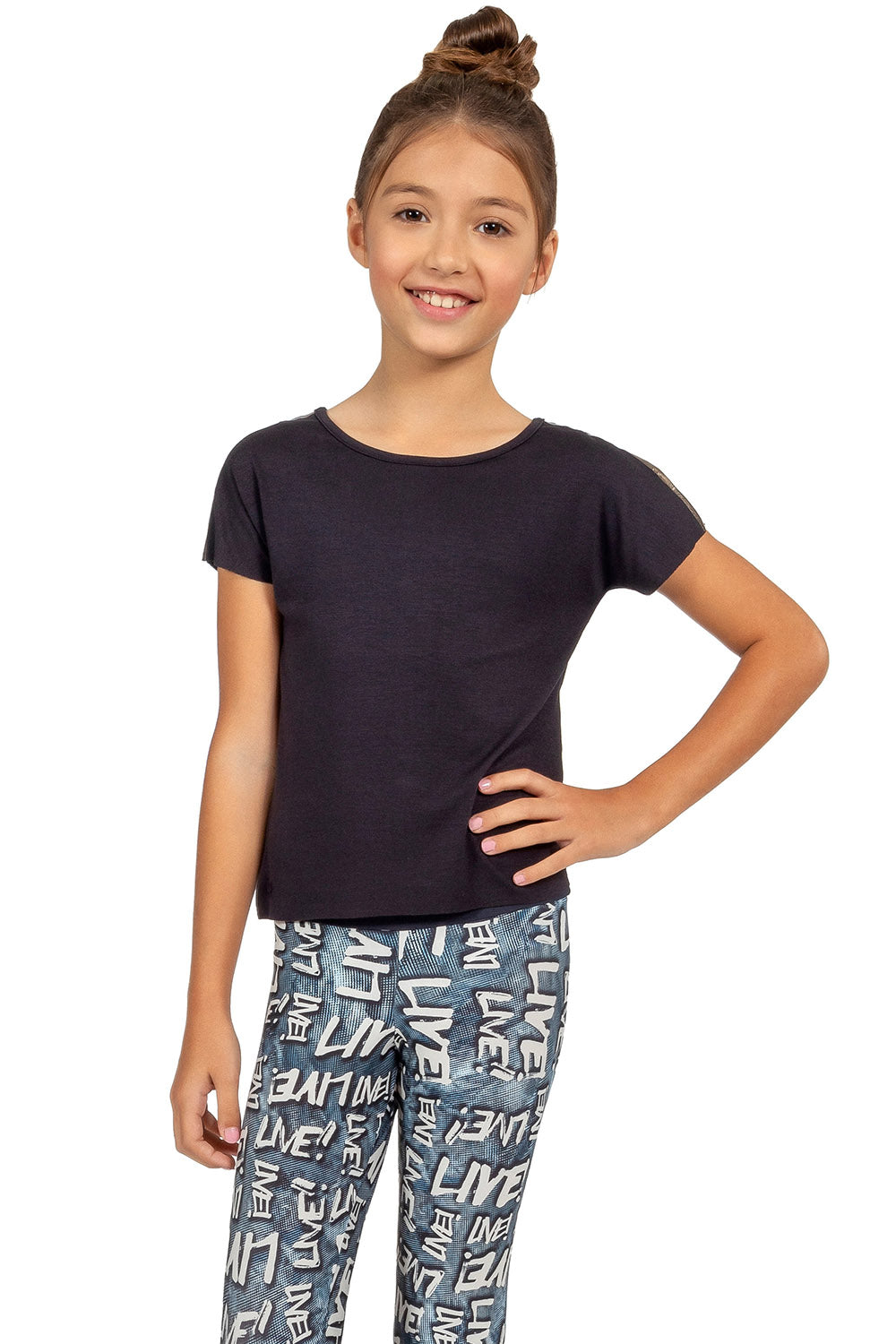High Energy Kids Blouse 1