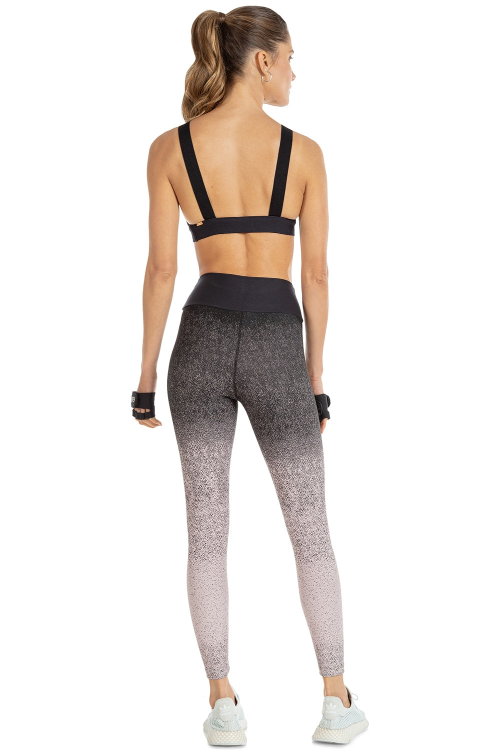Fade Out Effect Legging 2