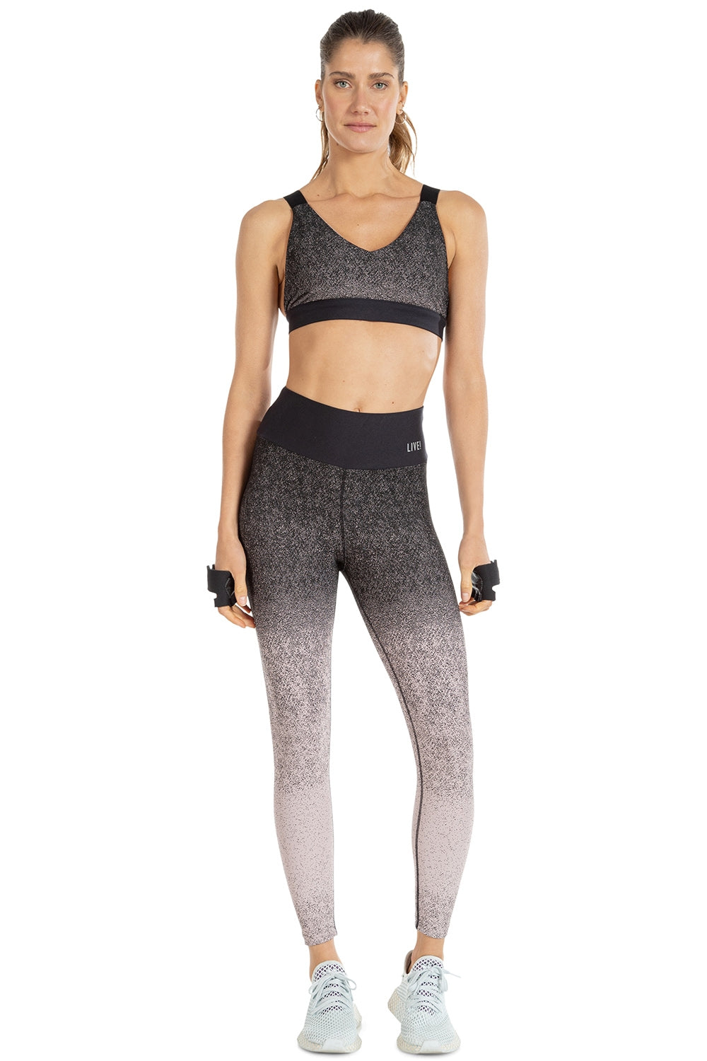 Fade Out Effect Legging