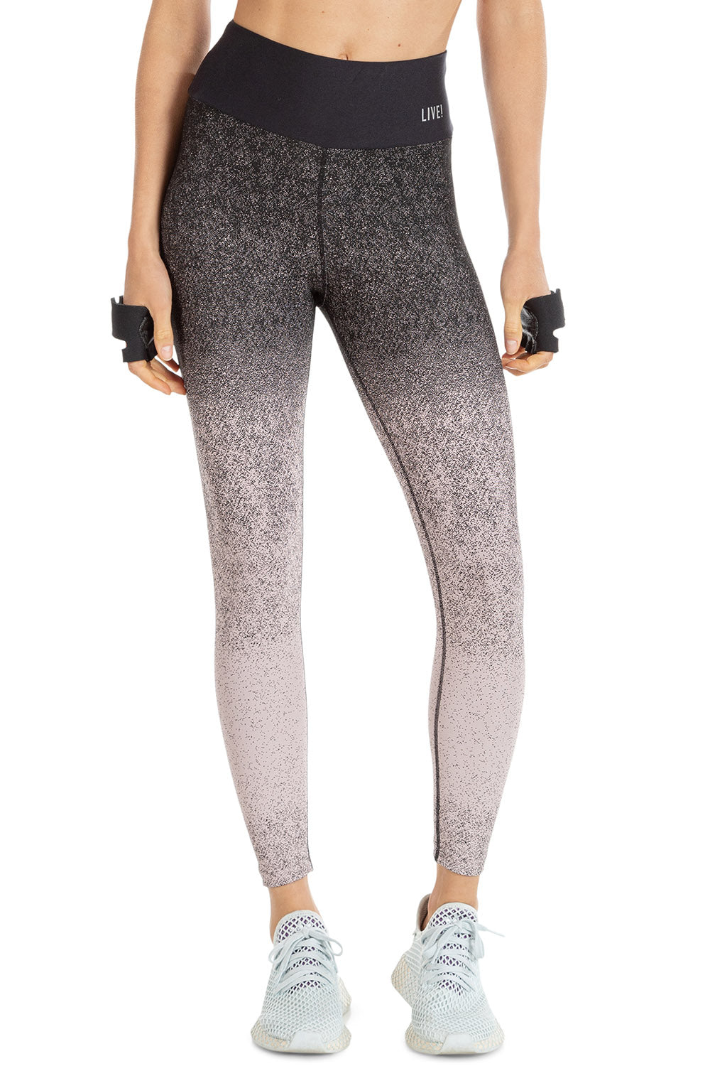 Fade Out Effect Legging 1