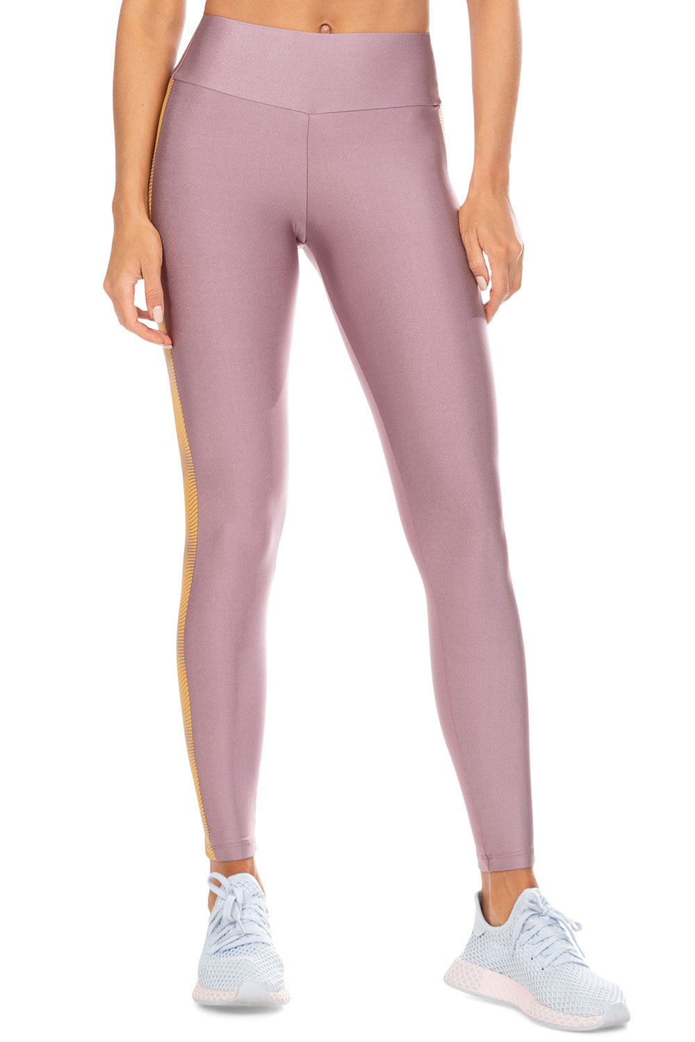 Optic Satin Legging 1