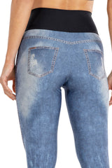 Breeze Denim Legging