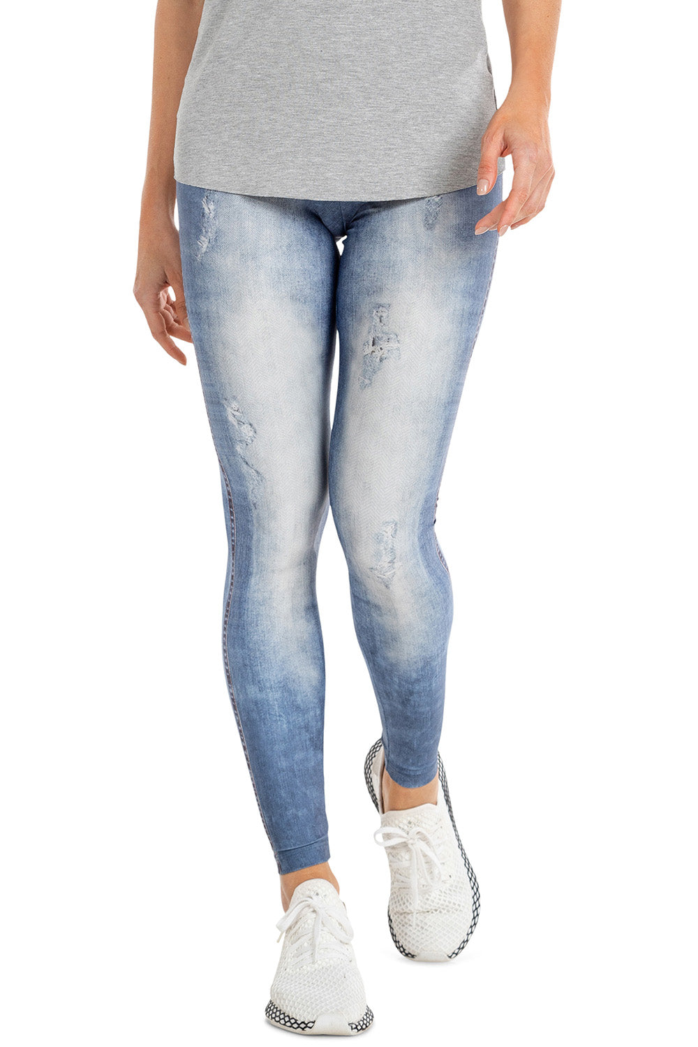 Breeze Denim Legging 1
