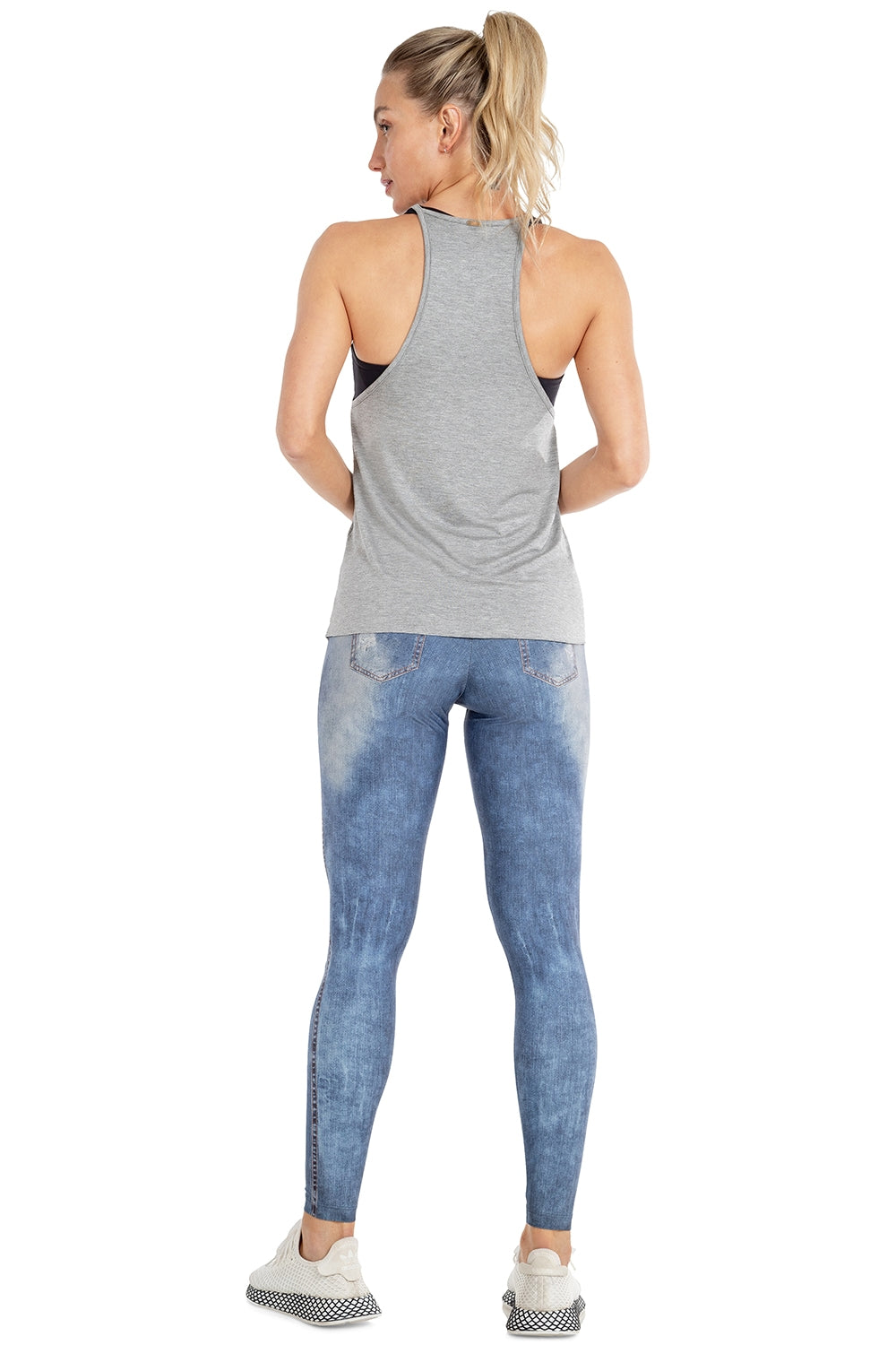 Breeze Denim Legging 2